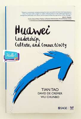 Huawei Leadership, Culture, and Connectivity