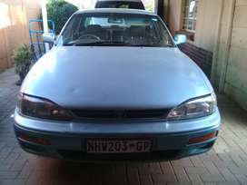 Toyota Camry 200si Manual