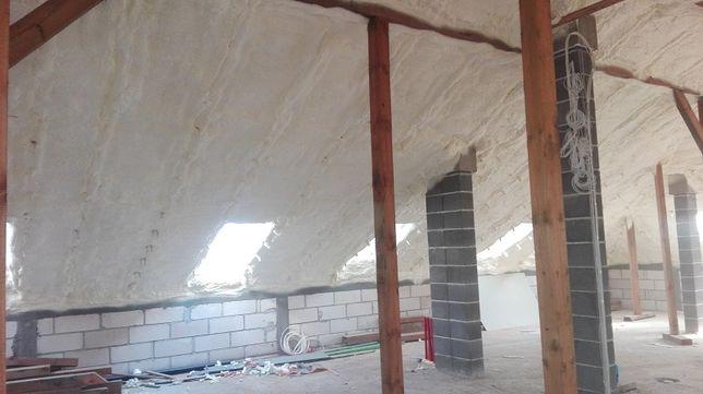 Ocieplanie pianką PUR Ocieplenia Pianą Ocieplenie Poddaszy Dachów PUR Wyszków - image 3