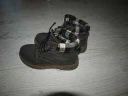 ботинки benetton 32 размера