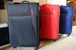 Duża walizka Joyride American Tourister miękka na kółkach 79 cm - nowe