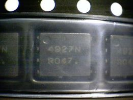Транзистор полевой MOSFET NTMFS4927N ( Мосфет ) 4927N