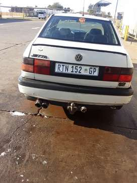 Car in a good condition selling for a change body in a fair condition