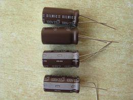 Продам новые конденсаторы Elna Silmic II
