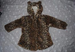 демисезонная шуба next куртка 3-6 лет