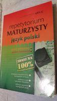 Repetytorium maturzysty jezyk polski