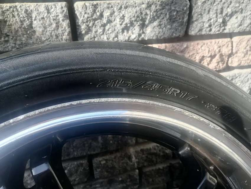 """Lenso 17""""rims for sale or swop for smaller rims 0"""