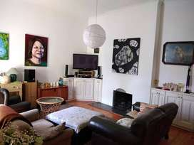 Unfurnished room to rent in spacious Victorian house