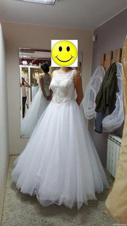Suknia ślubna piękna ! Kępno - image 2