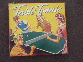 Vintage Palitoy Table Tennis Game Complete