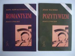 Zeszyt ćwiczeń Romantyzm, Pozytywizm /I.M.G
