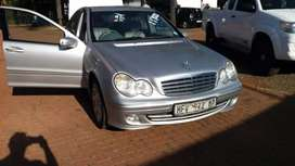 Spotless C200  one owner full service history 2 x keys