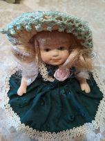 Кукла фарфоровая Маленькая Королева 10 см