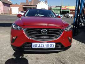 2017 Mazda cx3 2.0 29000kms key less
