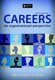 Image of Textbook for sale _ careers an organizational perspective