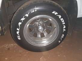 Mags to fit isuzu. 6 hole