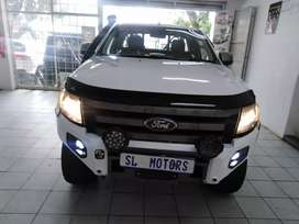 2014 Ford Ranger 3.2 4X4 extra ca Automatic