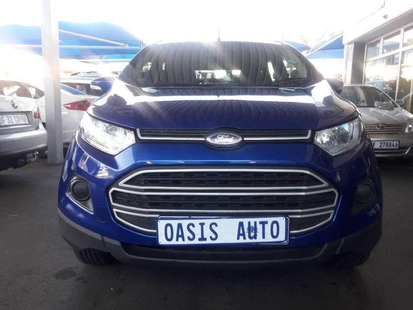 Ford eco sport 1.5 0