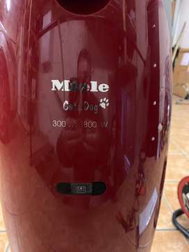 Looking for a Miele upright vacuum cleaner