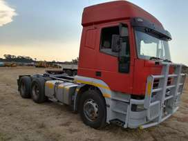 Iveco Eurotech 420 hp Horse Truck Tractor