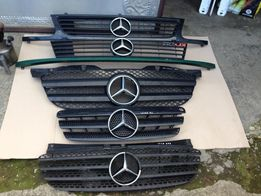 Решетка Решітка Радиатора на Mercedes Vito Sprinter ML W163 W211 Jeep