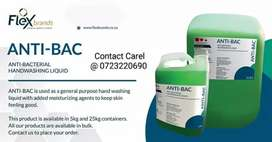 ANTI BACTERIAL HANDWASHING LIQUID