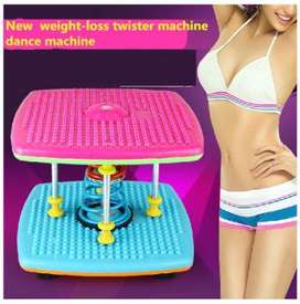 Brand New Weight Loss Twister Dancing Machine - Yoga -Body Sculpting M