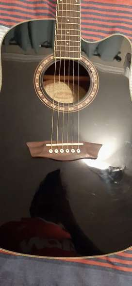 Washburn Acoustic Electric Guitar (second hand)