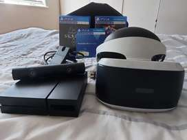 Virtual Reality for PlayStation