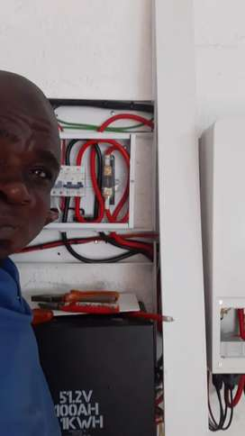 Electrical wiring and plumbing