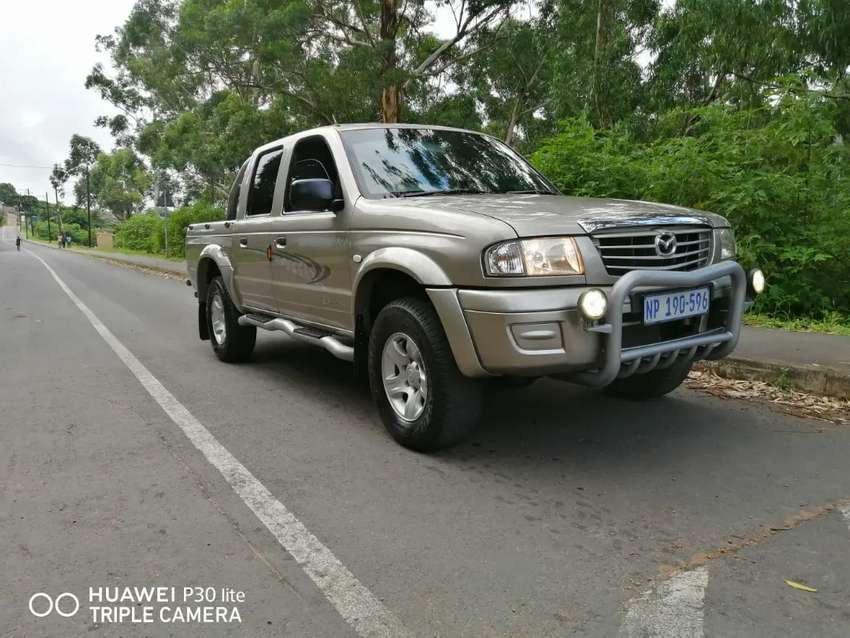 4x4 Mazda Drifter  Double cab 2.5D turbo Intercooler for sale