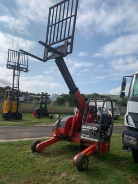 2013 Manitou TM25i Truck Mounted Telescopic Forklifts