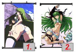 Plakat wall scroll Code Geass Lelouch C.C. anime