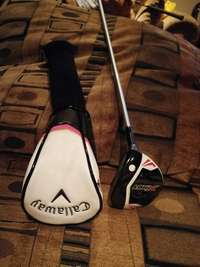 Ladies callaway 7 fairway wood 0
