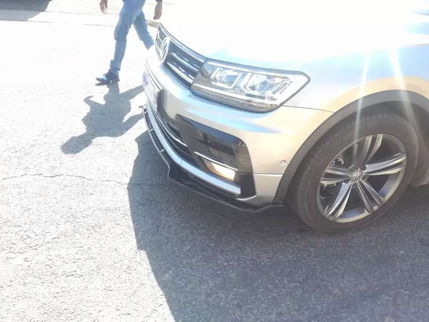 Tiguan Front Lips NW