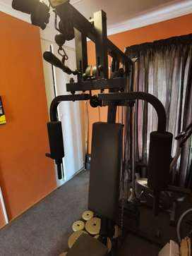 Gym Equipment for sale/swap. Circuit plus loose weights.