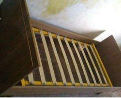 2 кровати с металлическими ламелями из толстого металла по 800 грн