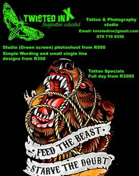 Tattoo and Photography