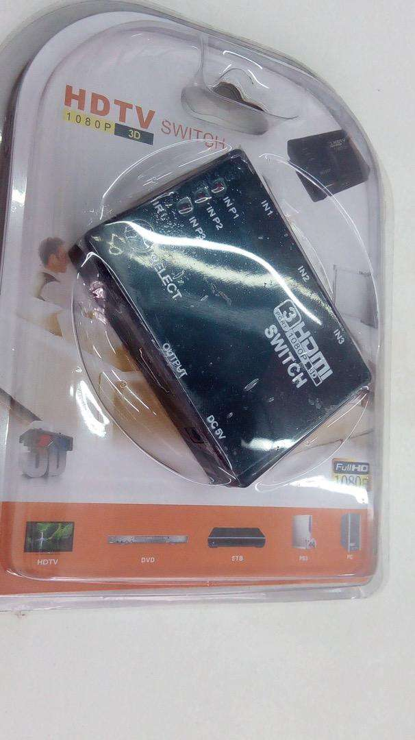3Port HDMI Switch Available 0