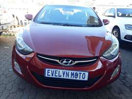 Pre-Owned 2013 Hyundai Elantra 1.8 GLS Executive