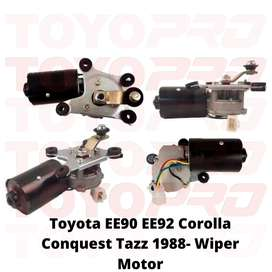Toyota EE90 EE92 Corolla Conquest Tazz 1988- Wiper Motor.