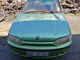 Fiat Palio 2001 - Stripping for Spares