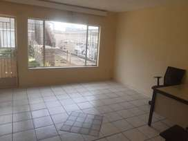 2 Spacious bedroom flat in complex for rental