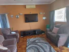 Fully furnished tree bedroom house for rent in Glenmore