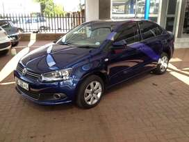 2014' VW Polo Classic 1.6 Comfortline Tip