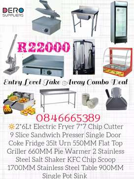 TakeAway  Electric Combo Deal Entry Level