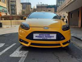 2013 model Ford Focus ST 2.0