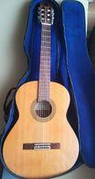 Gitara Alhambra 4C hiszpańska koncertowa klasyczna akustyczna handmade
