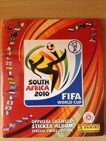 FIFA World Cup South Africa 2010 Special Swiss Edition - album PANINI