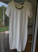 Sukienka damska biała